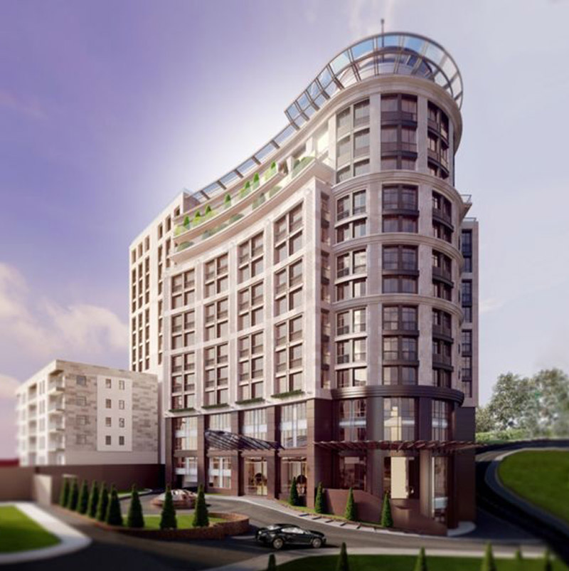 проект Жилой комплекс LINDEN LUXURY RESIDENCES, г.Киев
